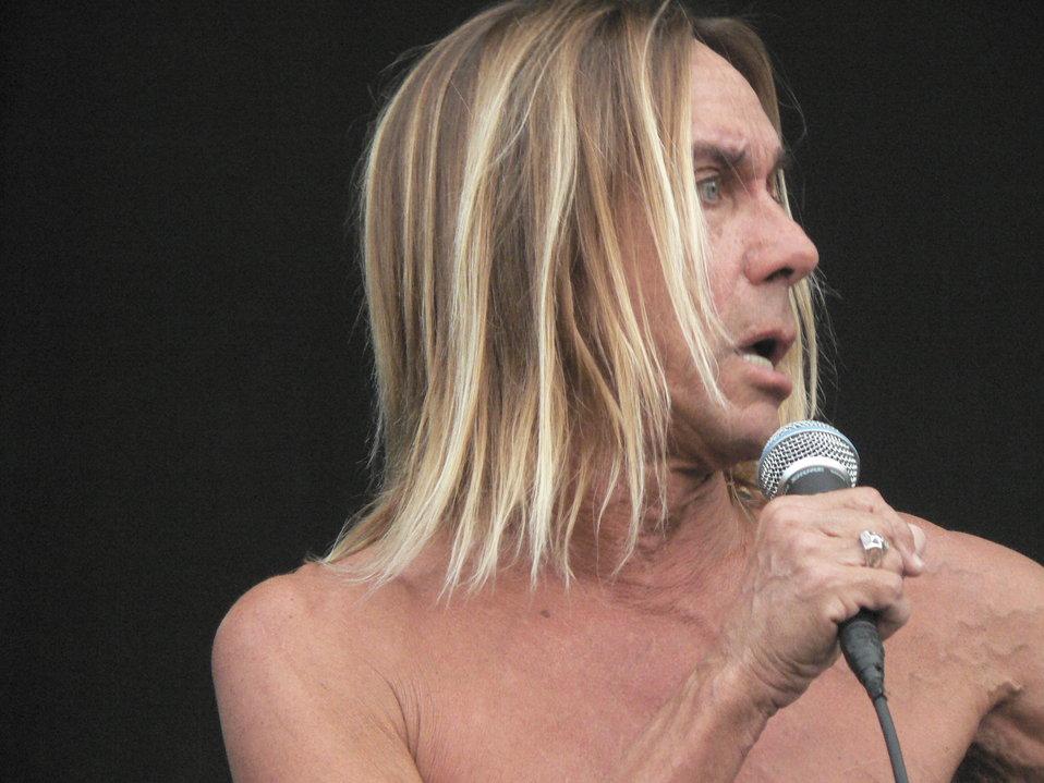 Sziget, Nagyszínpad, 2006 augusztus 15, 18 óra. A rocktörténelem egyik legnagyobb hatású együttese. A Stooges egyike a valóban legendás zenekaroknak, soha el nem évülő édes bűnökkel, máig érvényes munkássággal, fontos albumokkal, legen