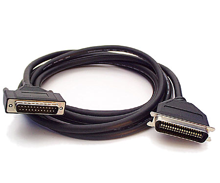 IEEE1284 Printer Cable Type AB