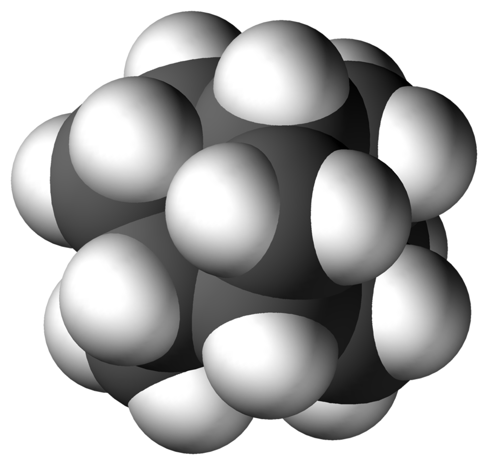 Chemical structure of Iceane