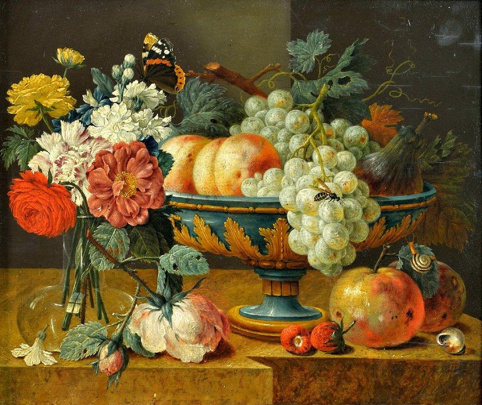 Heem Fruit bowl with flowers.jpg