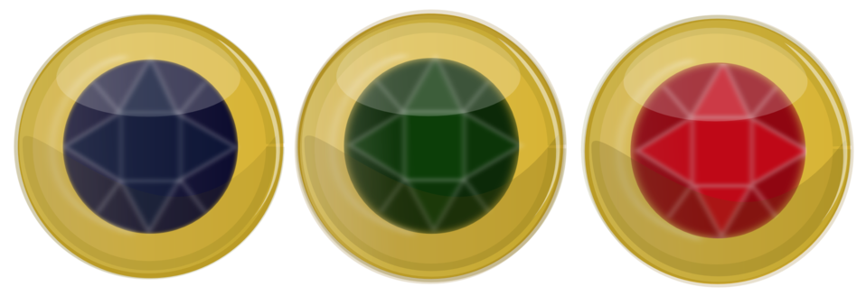 Jewel Button Icons