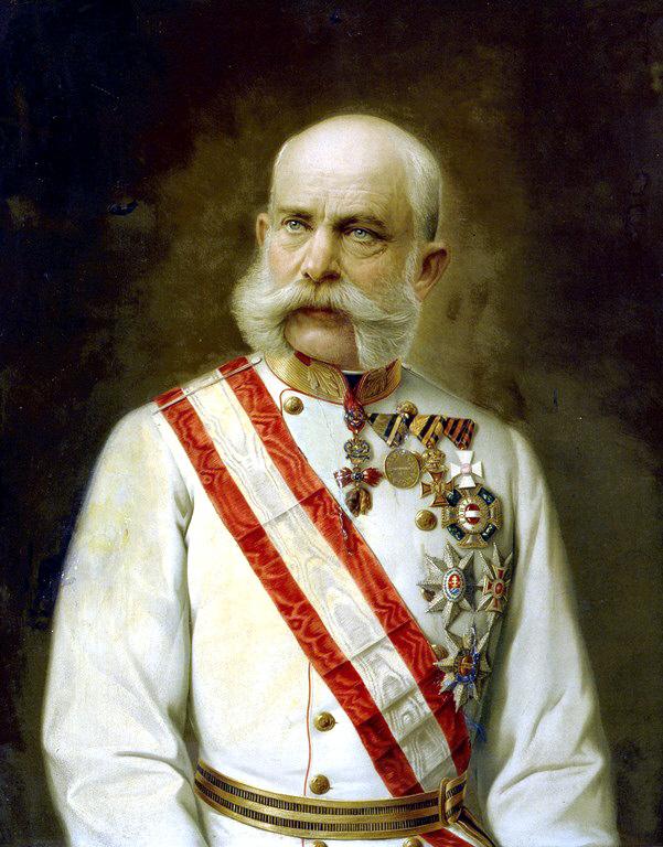 Deutsch:  Kaiser Franz Joseph, um 1910, Ölgemälde; Bundesmobilienverwaltung