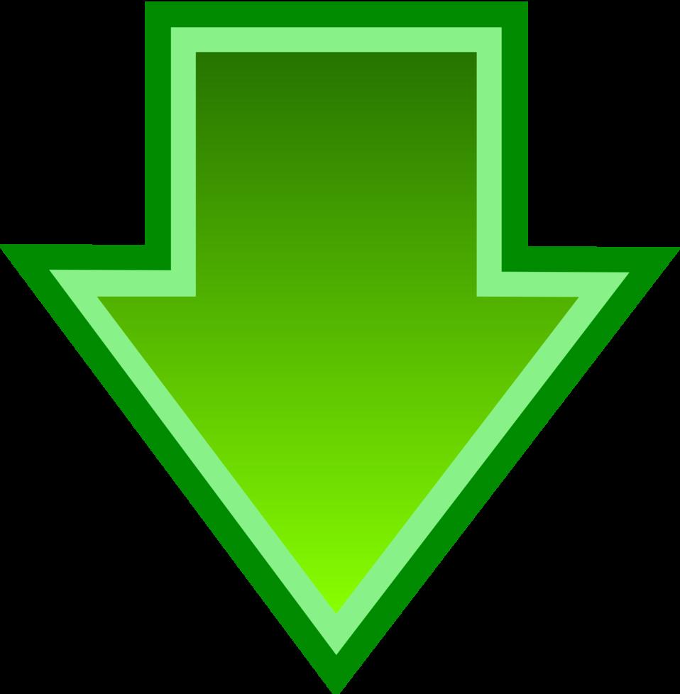 Simple Green Download Arrow