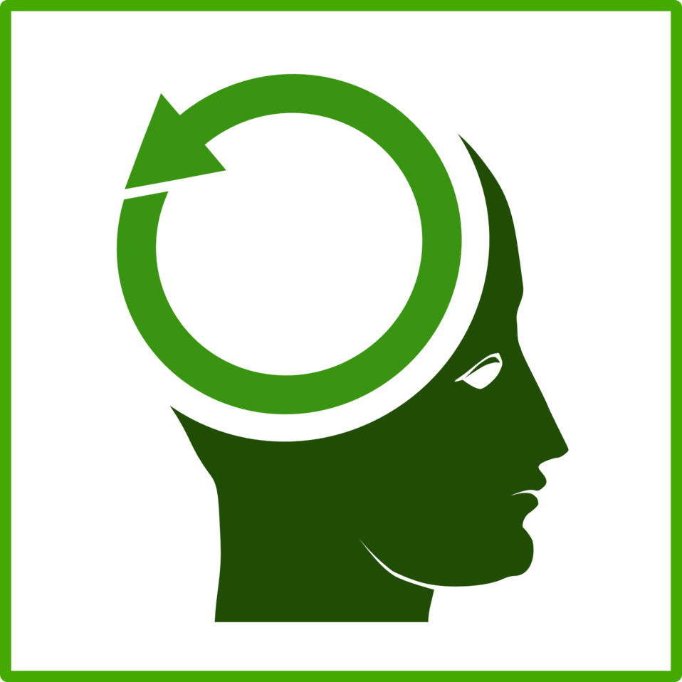 eco think green icon
