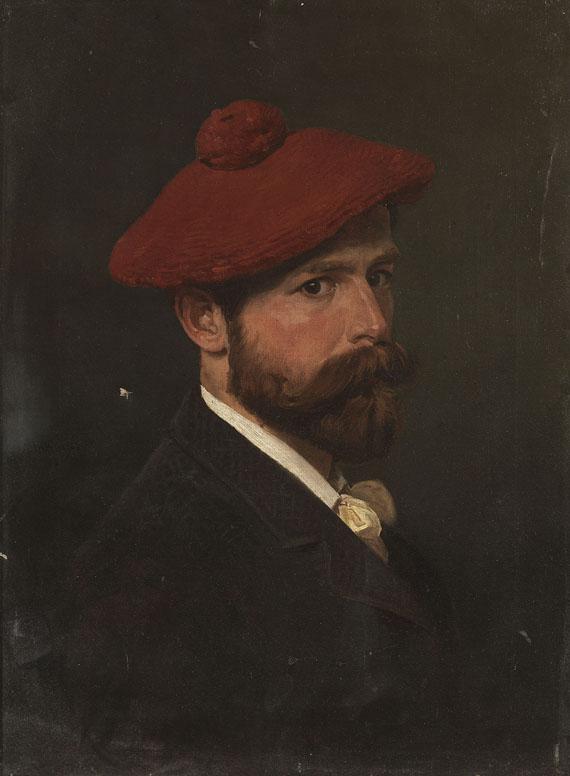 Alexander Bogdanowitsch Willewalde Selbstportrait 1888.jpg