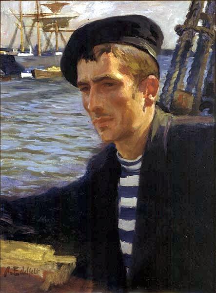 Albert Edelfelt - Uusmaalainen merimies.jpg