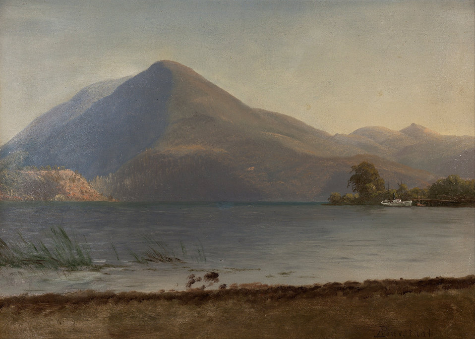 Albert Bierstadt - On the Hudson - Google Art Project.jpg