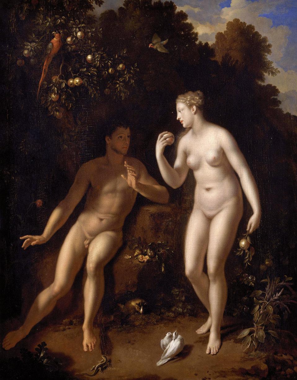 Adriaen van der Werff - Adam en Eva.jpg