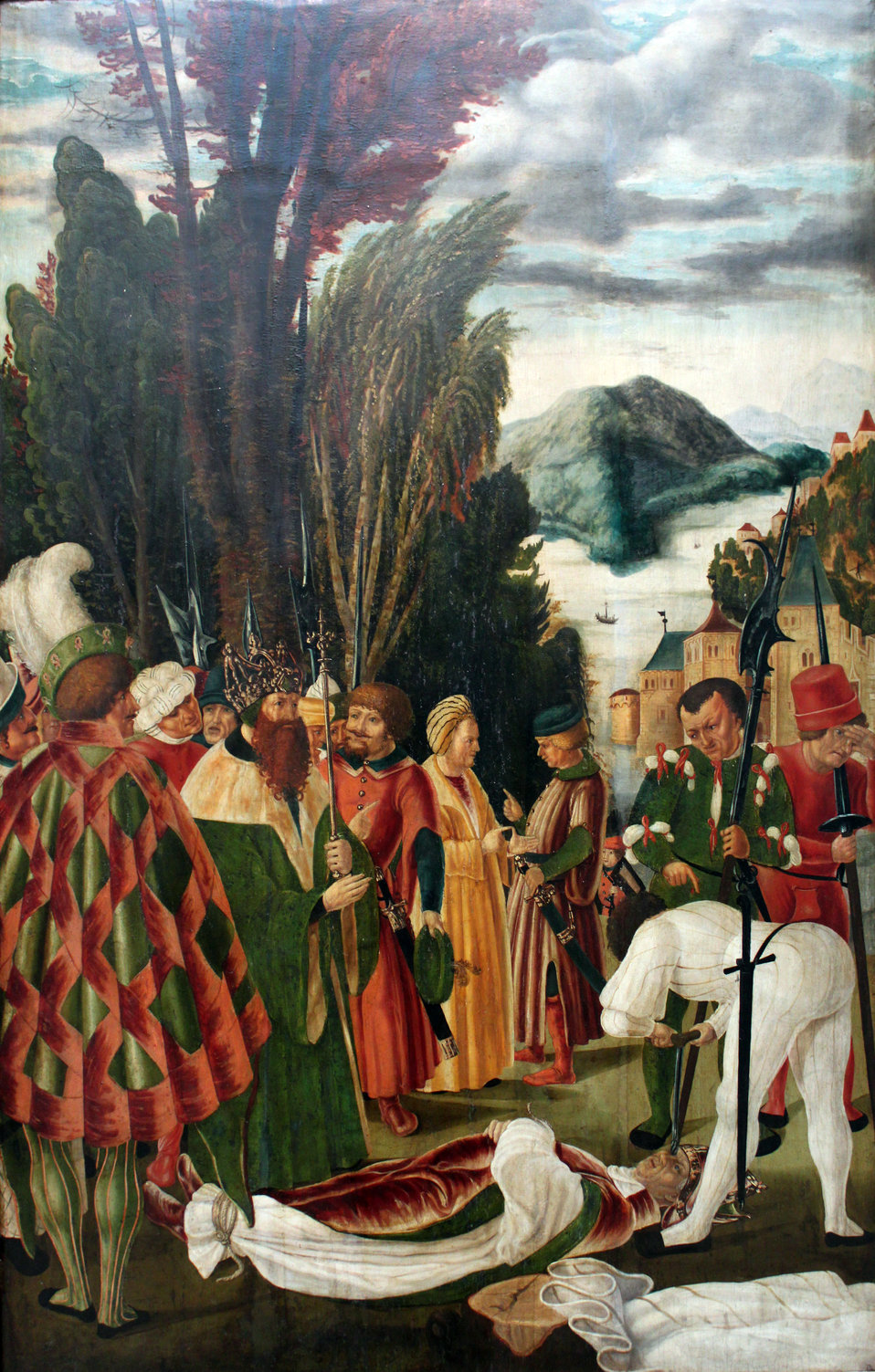 1515 Martyrium des hl. Leodegar von Autun anagoria.JPG
