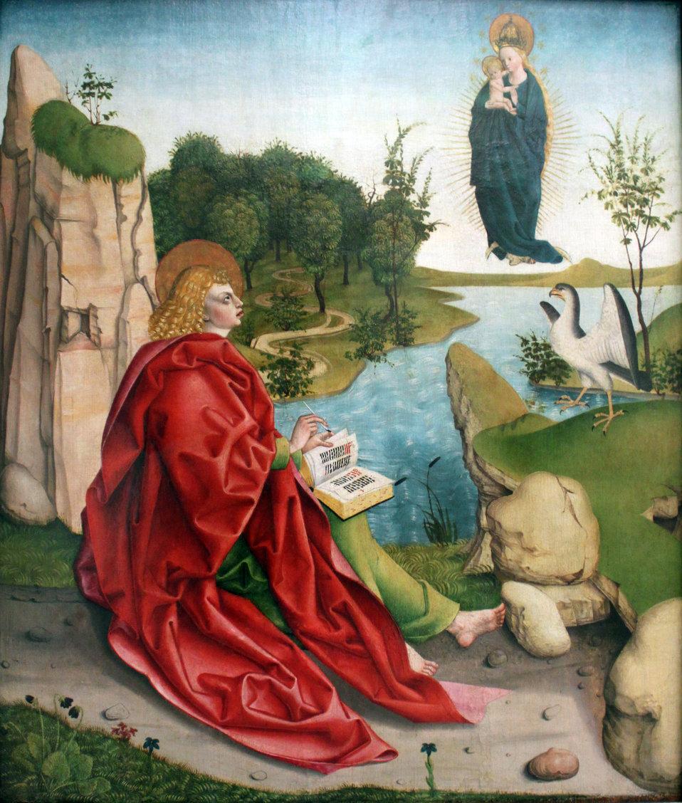 1490 Gleismüller Johannes auf Patmos anagoria.JPG