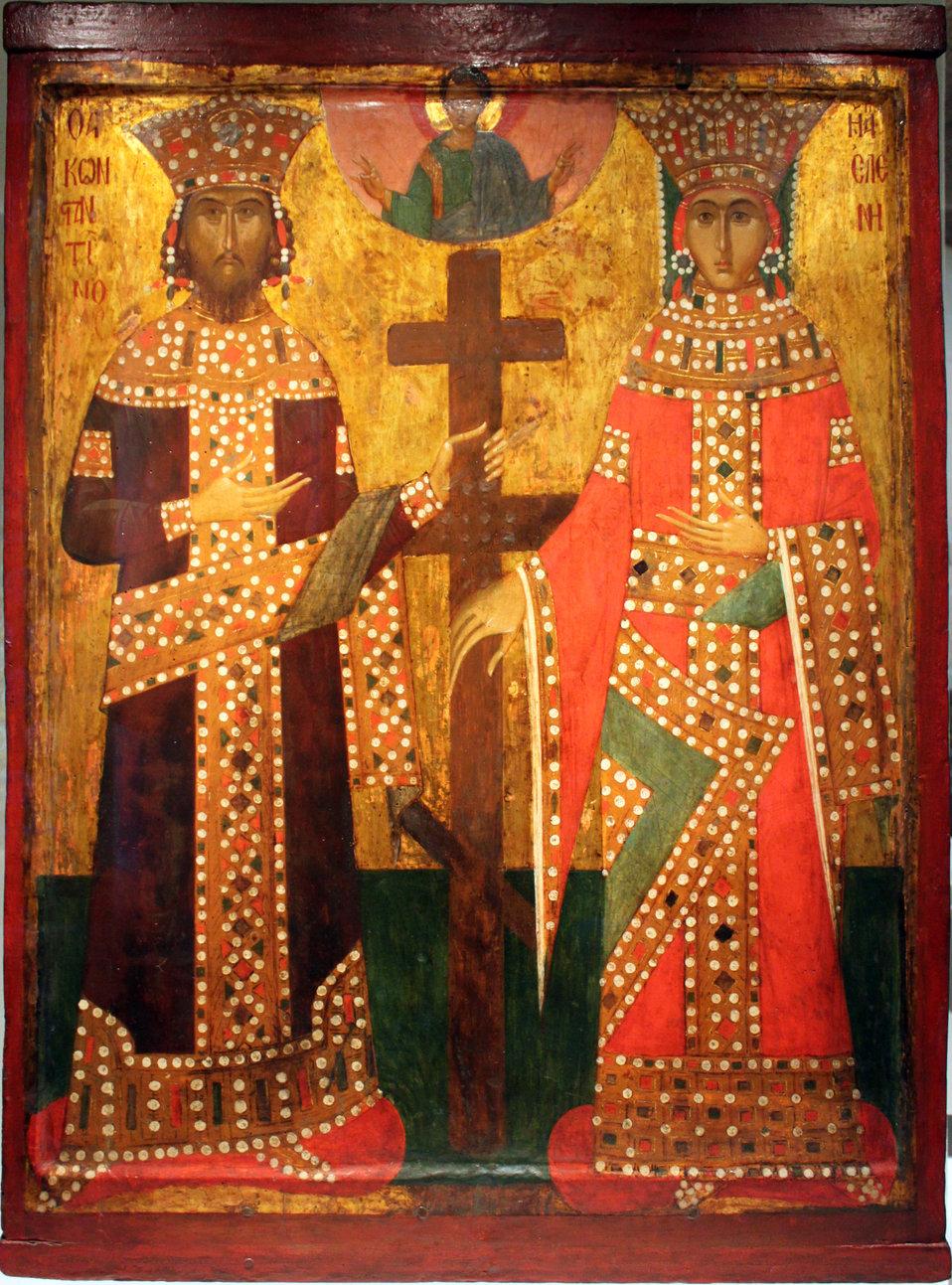 1478 Kaiser Konstantin und Kaiserin Helena anagoria.JPG