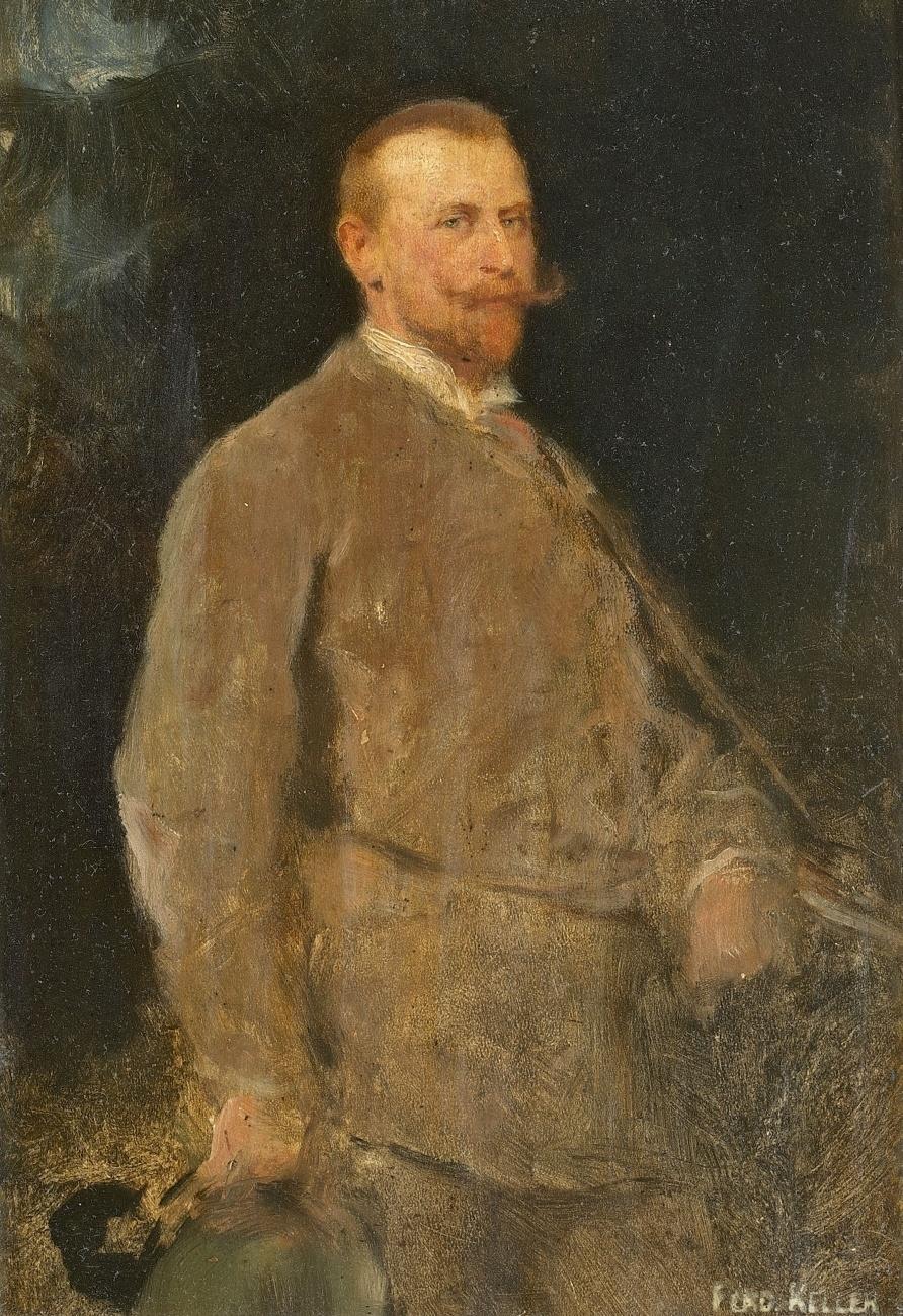 Ferdinand von Keller Der Jäger.jpg