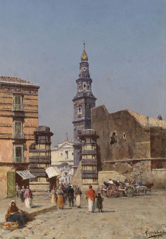 Napoli. 40,5 x 28 cm