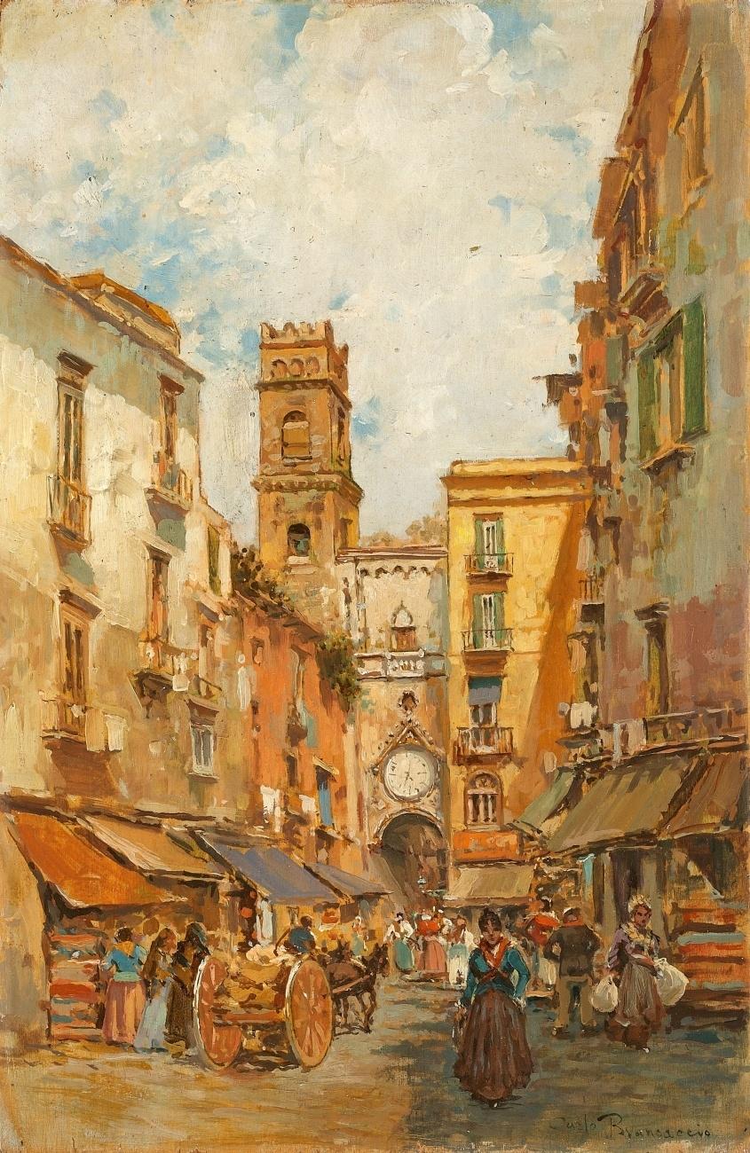 Carlo Brancaccio Straßenansicht in Neapel.jpg