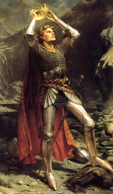 Arthurian knight