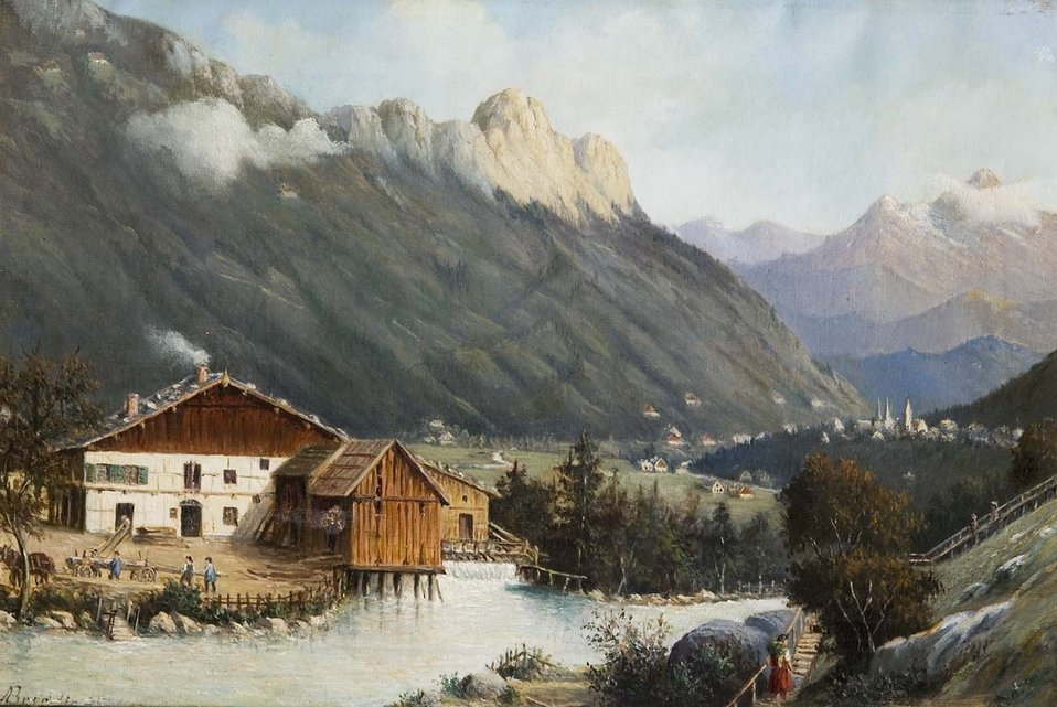 Antonietta Brandeis (attr) Berchtesgaden 1889.jpg