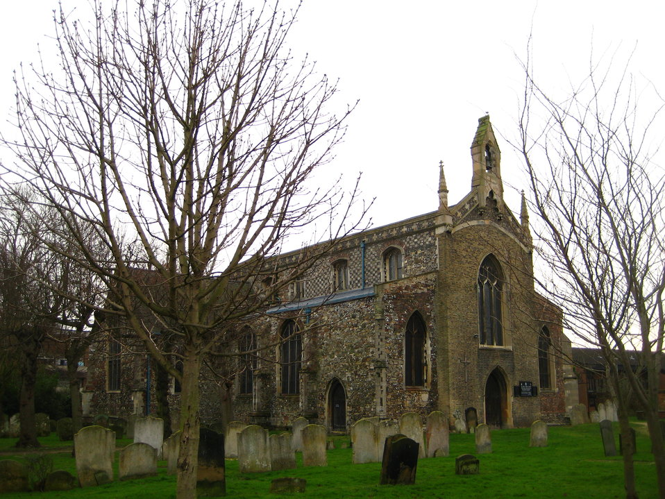 All Saints Church in en:King's Lynn