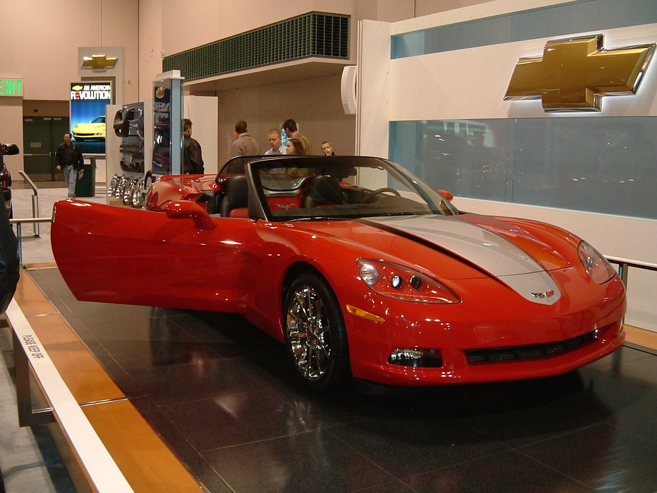 2006 Chevy Corvette