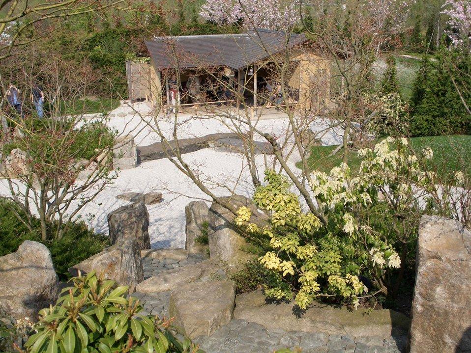 Deutsch:  Japanischer Garten im Erholungspark Marzahn