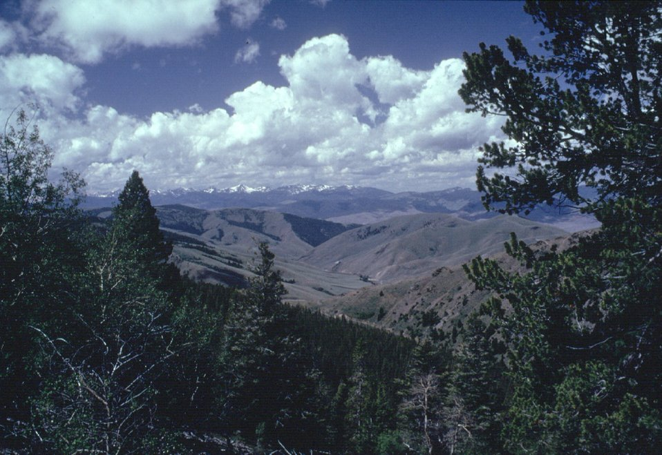 Lemhi Pass  Lewis and Clark National Historic Trail  Salmon Field Office  UCSC  Upper Columbia Salmon Clearwater