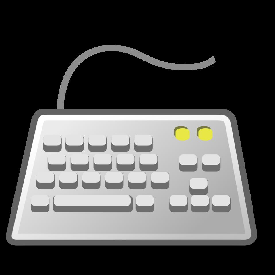 tango input keyboard