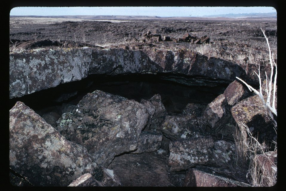 Rock formation  Wildlife  USRD  Upper Snake River District