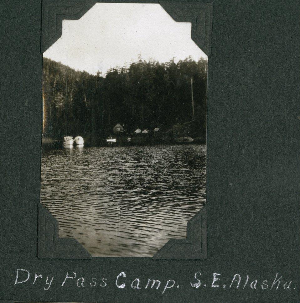 Dry Pass camp site.