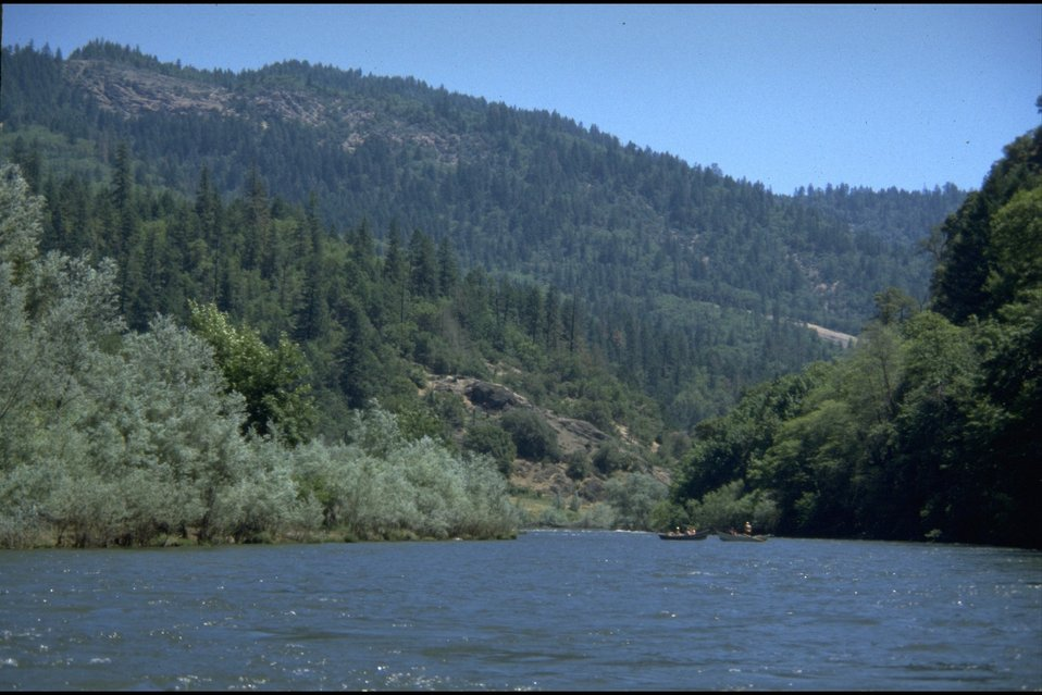 Rogue River; Hellgate Recreation Area.