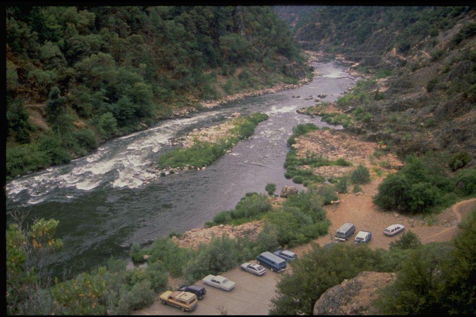 Grave Creek Boat Ramp.