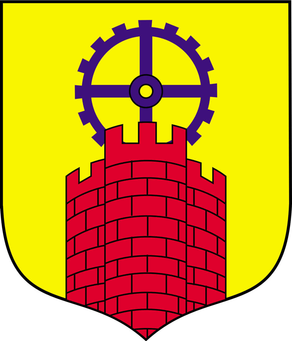 Zabrze - Coat of arms