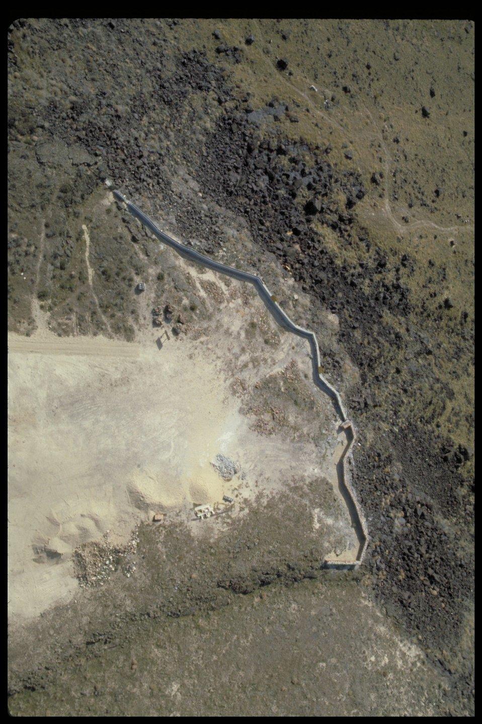 Dedication Point Aerial  Birds of Prey National Conservation Area  BOP  Owyhee Field Office  LSRD  Lower Snake River District