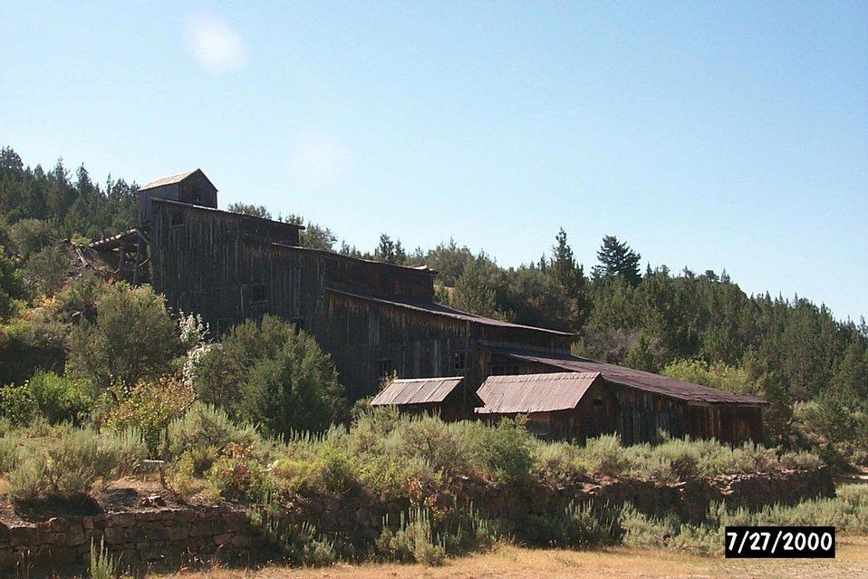 Flint Mill, Historic Value  Owyhee's  Owyhee Field Office  LSRD