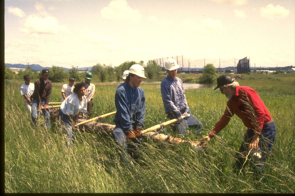 Youth Conservation Corp. Crew