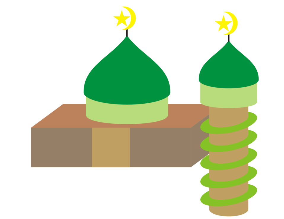 Simple Mosque