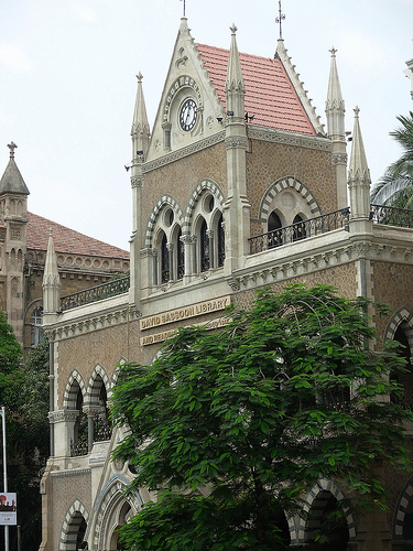 The en:David Sassoon Library is the oldest library in Mumbai