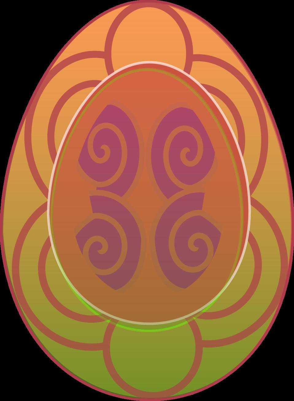 Pysanka Egg (2) / Писанка