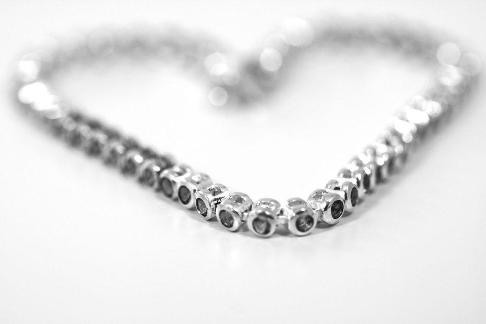 Jewellery heart