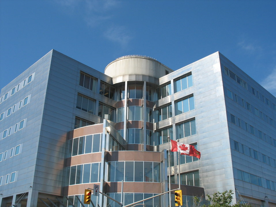 The Ministry of Northern Development, Mines and Forestry main building, located at 159 Cedar Street, Sudbury, ON.