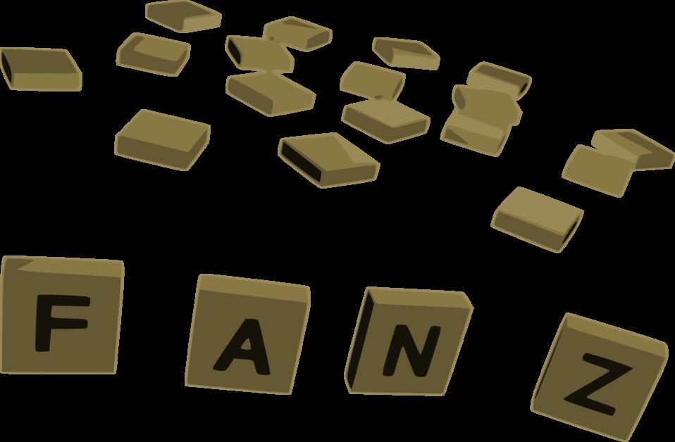 Crossword Letter Tiles