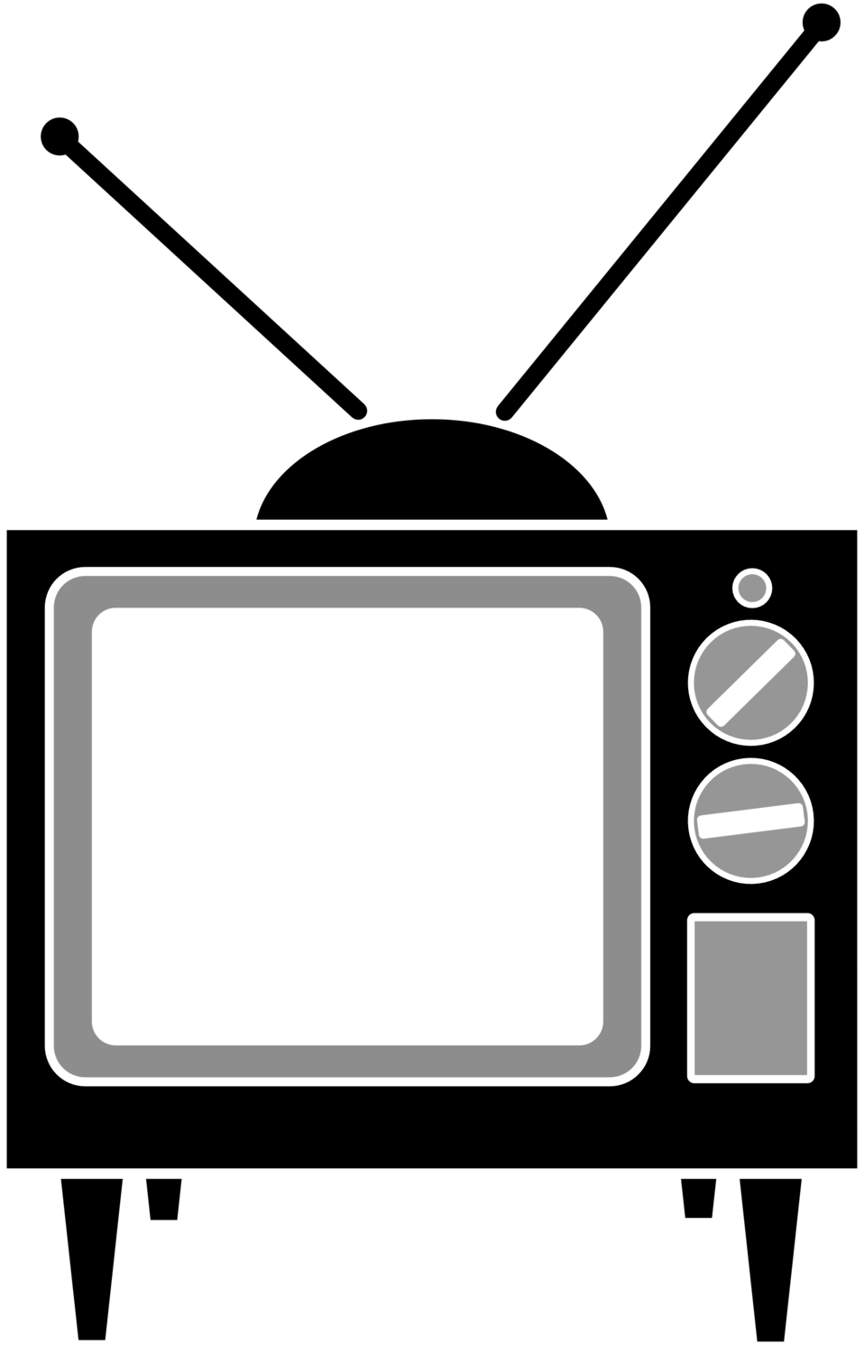 simple television