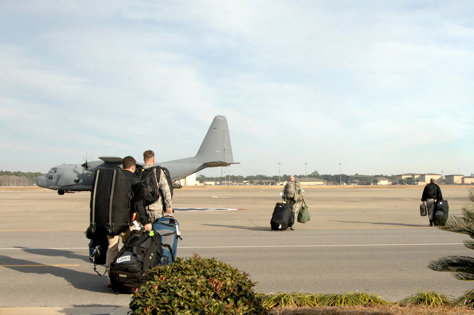 Special operations Airmen deploy to Haiti to provide humanitarian relief