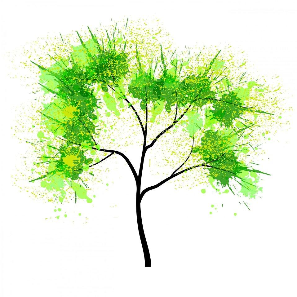 Tree. vector illustration