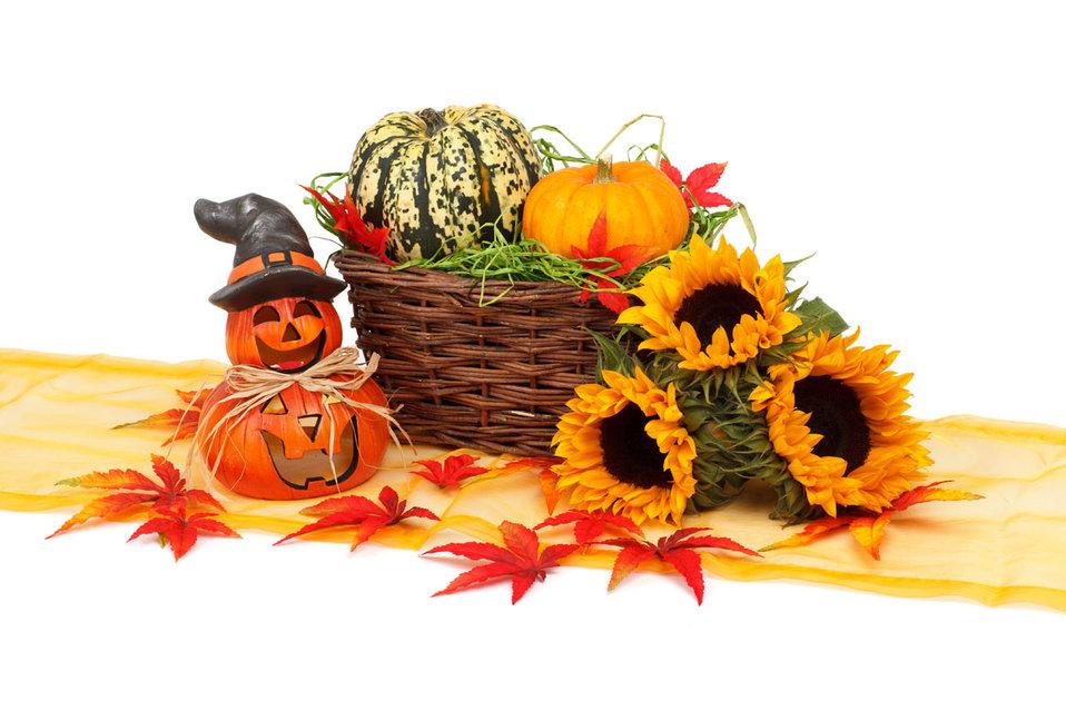 Cute halloween decoration