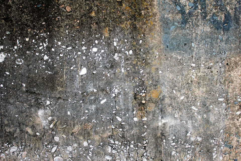 Grungy concrete