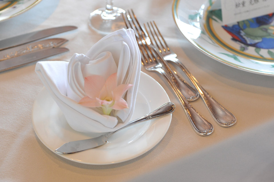 Table of the wedding 3