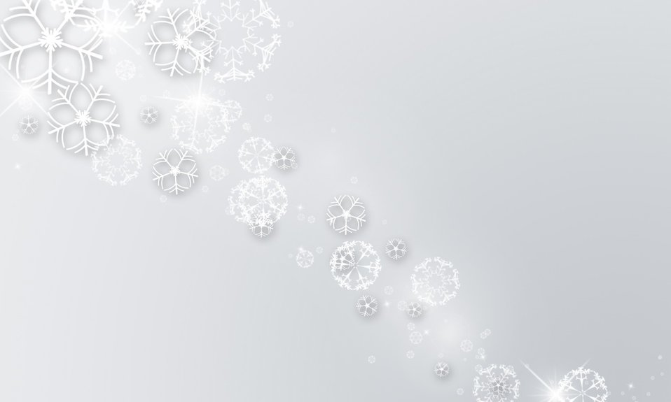 Silver christmas wallpaper